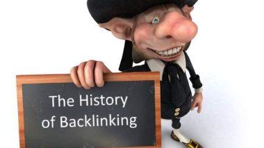 The History of Backlinking