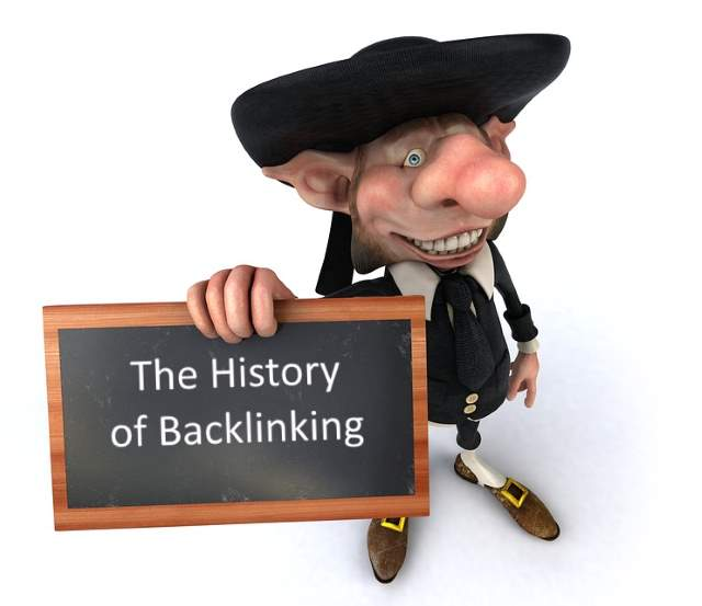 The History of Backlinking
