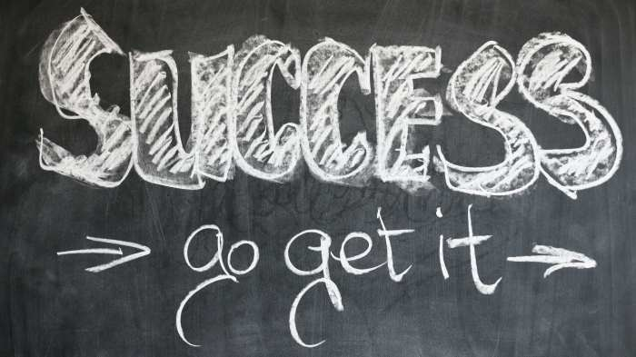 Success - Go Get It!
